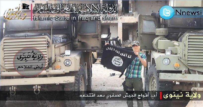 D'une guerre en cours à la prochaine, les succès foudroyants de l'Etat Islamique en Irak et au Levant (3/6)